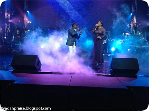 Snippets from Sinach Live concert @ Houston