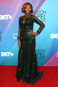 BET's 2014 Celebration Of Gospel Event - Arrivals