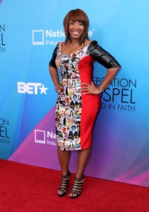 BET Celebration of Gospel 2014 - Red Carpet