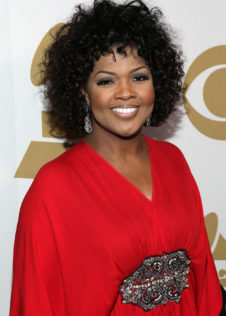 "LOS ANGELES, CA - OCTOBER 11: Singer CeCe Winans attends ""We Will Always Love You: A GRAMMY Salute to Whitney Houston"" at Nokia Theatre L.A. Live on October 11, 2012 in Los Angeles, California. (Photo by Jesse Grant/WireImage)"